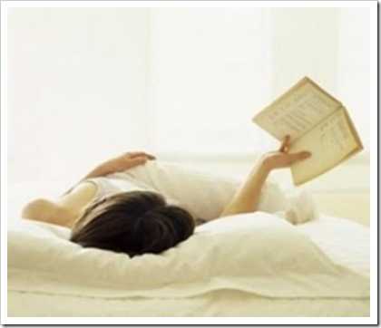 reading in bed 2