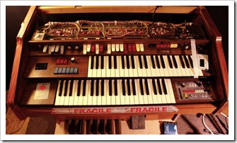 orgue Farfisa