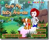 jogo de veterinaria cachorrinho
