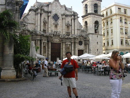 Things to do in Havana, Cuba: visit the cathedral