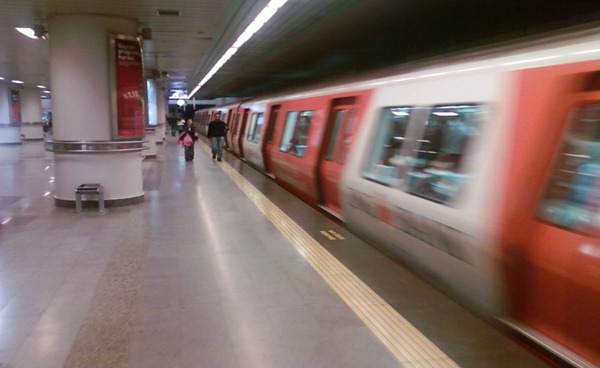 قطارات اسطنبول