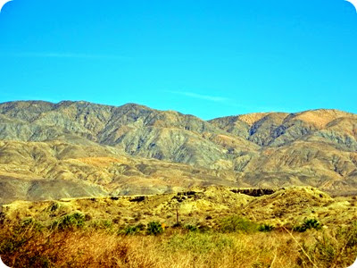 Little San Bernardino Mountains