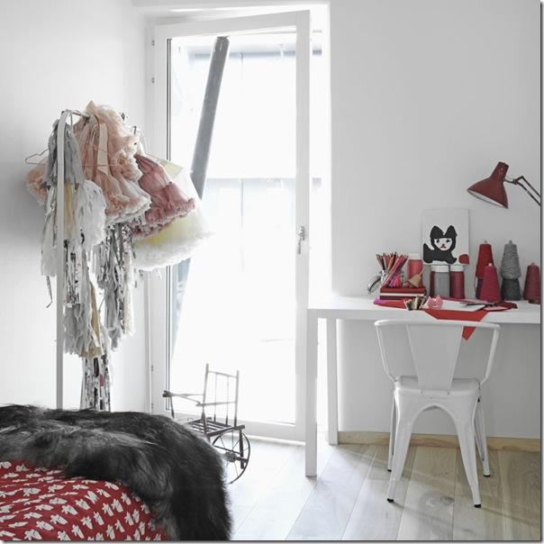 case e interni - stile minimal contemporaneo - grigio - legno decapato (8)