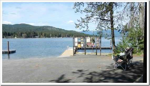 2014-05-12 Idaho, Priest Lake - Working Hard