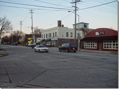 078 Waukesha - Street North of Restaurant