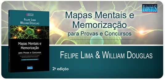 24 - Mapas Mentais e Memorização - Felipe Lima e William Douglas