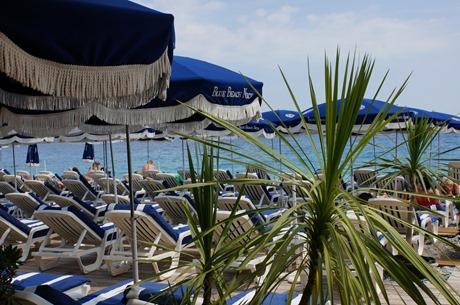 Blue Beach Plage Restaurant Nice