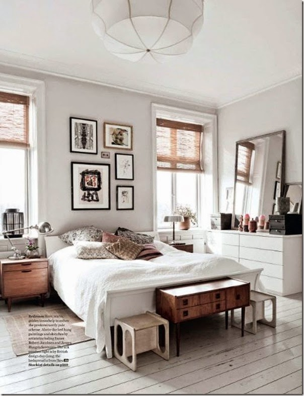 Light and Airy bedroom