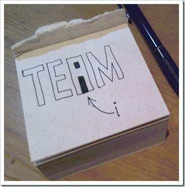 I & team
