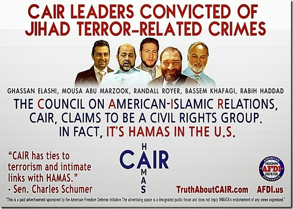 CAIR Leaders Convicted