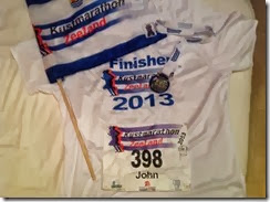 Finisher shirt Zeeland