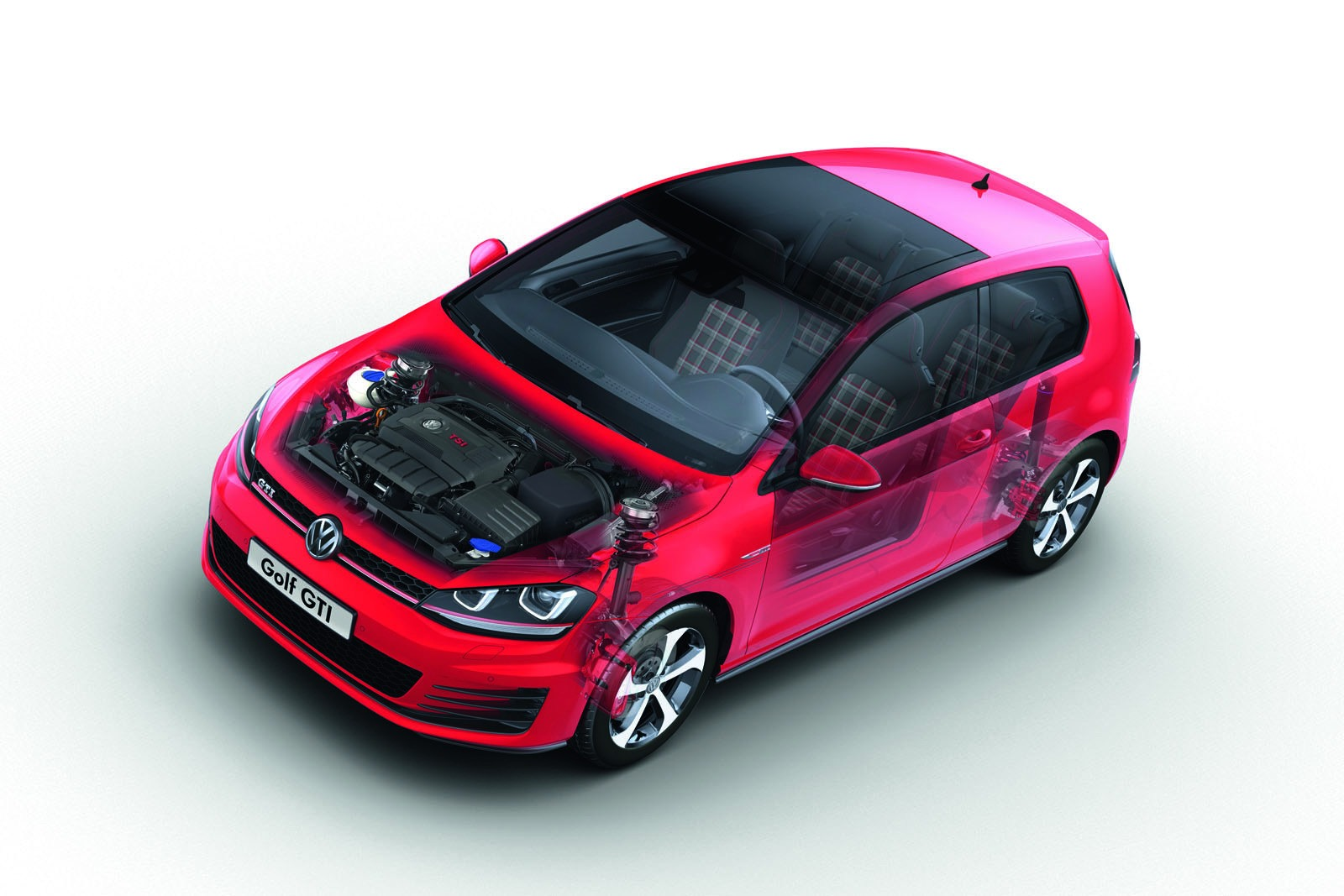 2014 Volkswagen Golf Gti Mk7 Autooonline Magazine | RED AUTO CAR