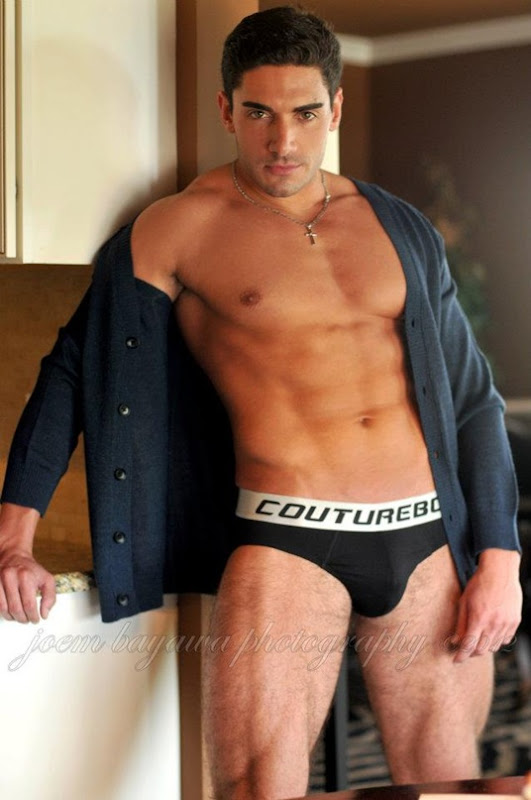 Zach for COUTUREBOY Underwear