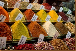 Istanbul, spices