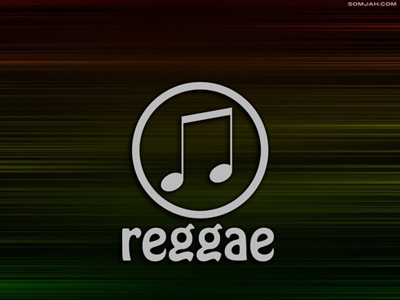 Wallpaper Reggae 01