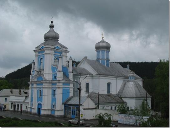 Церква Кременець
