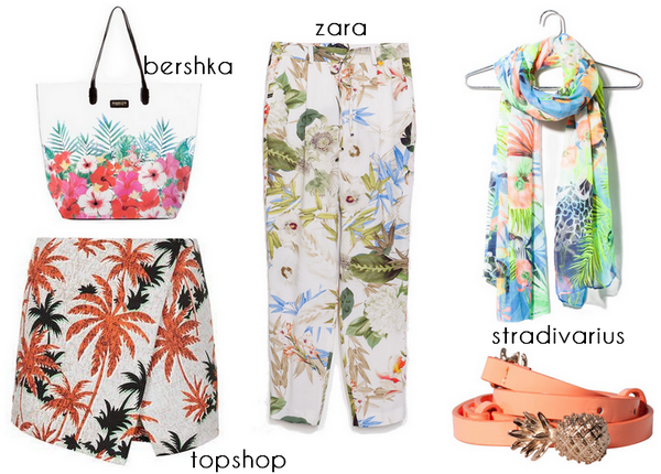 Tendencia estampado tropical 02