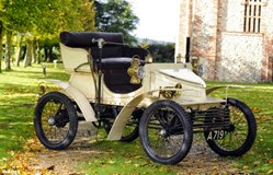 Vauxhall 1903 5 HP two-seater