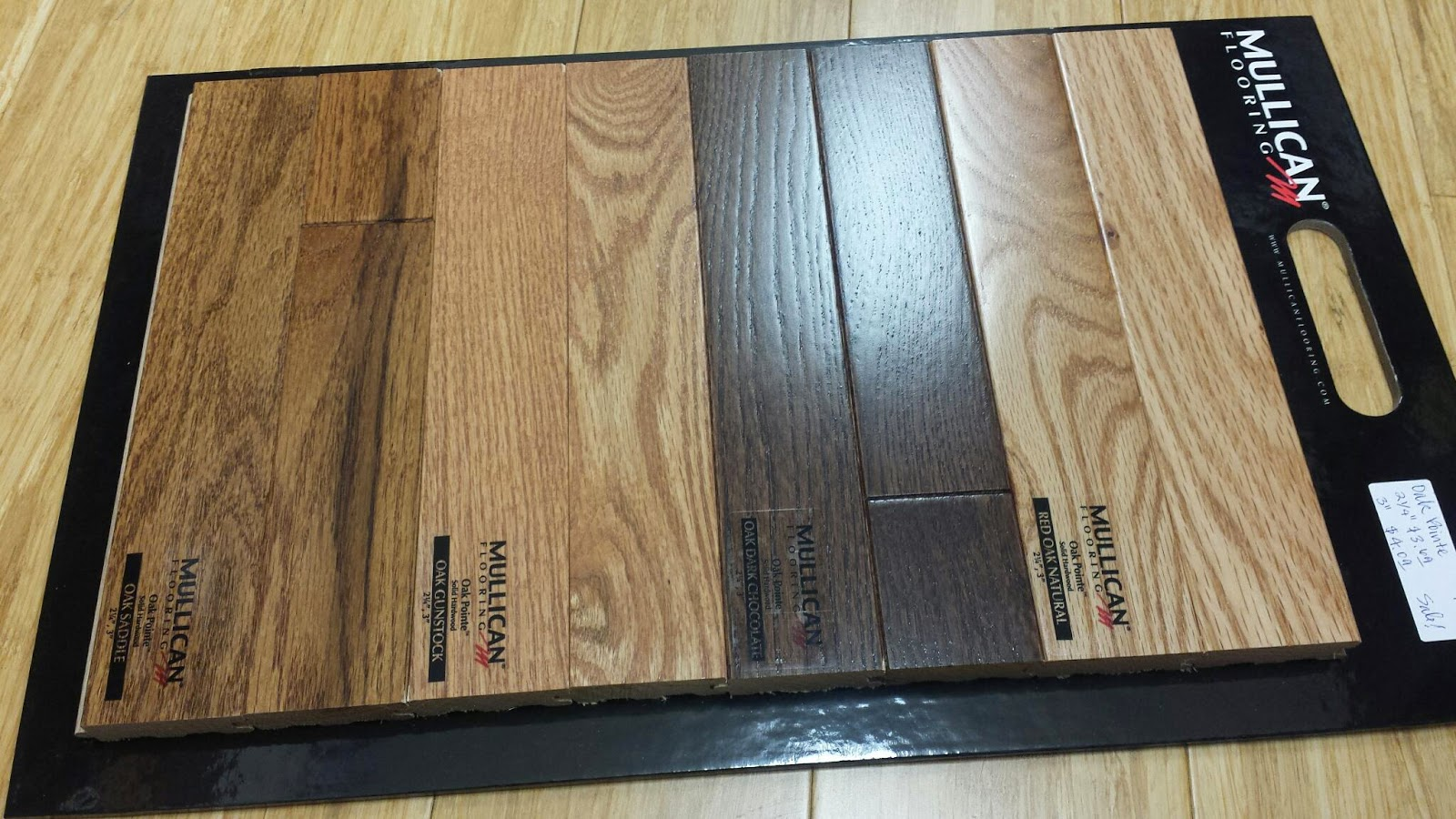 Mullican Oak Pointe Hardwood Flooring, New Jersey, Nj, New York City