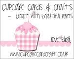 cupcake cards and craft logo