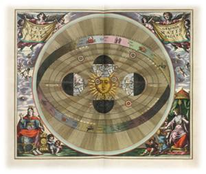 Andreas Cellarius, Harmonia Macrocosmica, Amsterdam 1660