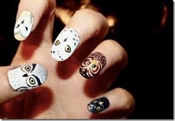decoracion de uñas original 2012