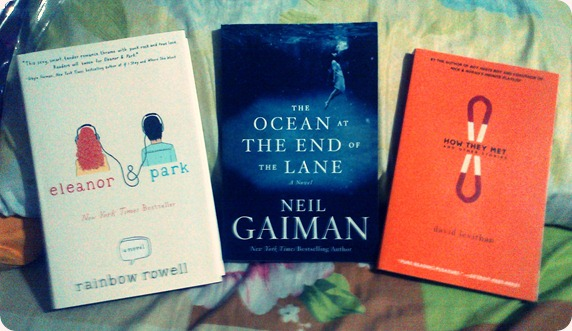 new reads trio