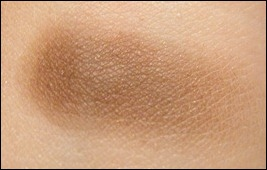 NYX Dark Brown Swatch