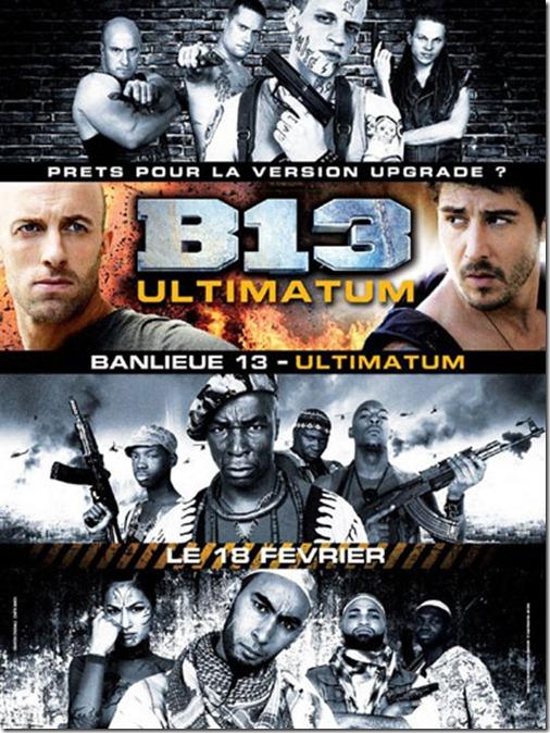 ดูหนังออนไลน์ B13-U Ultimatum คู่ขบถคนอันตราย 2[HD Master]