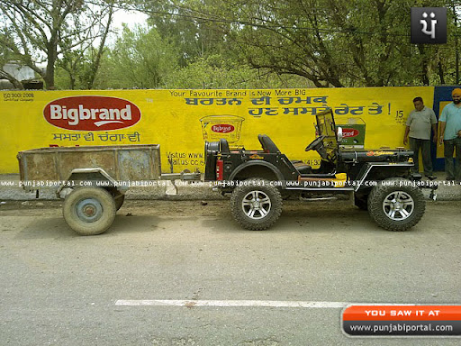 Open Jeep in Punjab http://picasaweb.google.com/lh/photo/C3Bibmihz4ZAjmS5BjNiGA