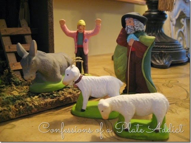 CONFESSIONS OF A PLATE ADDICT Santons de Provence