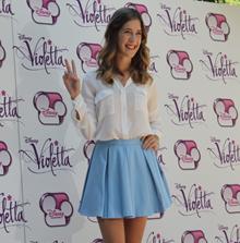 imagini din Violetta