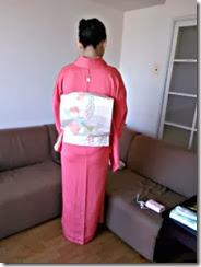 平池さんの出張着付け (2)