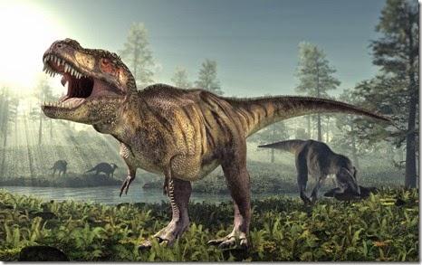 Tyrannosaurus rex, dinosaurios, carnivoros, terror, rey dinosaurio