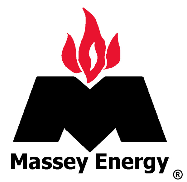 Massey Energy logo. Graphic: Massey Energy