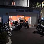 motorcycles service factory yokohama in Yokohama, Kanagawa, Japan