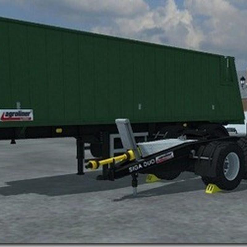 Farming simulator 2013 - Agroliner SMK34