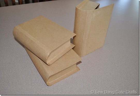 Cardboard books