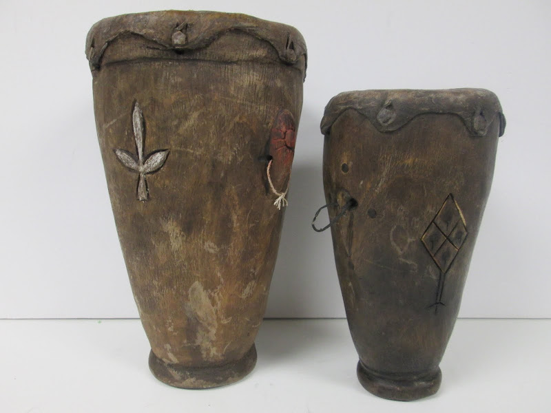 Small Drum Pair