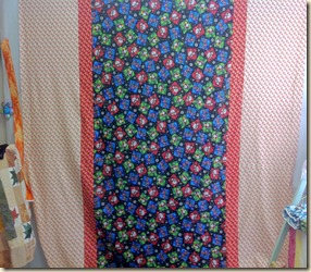 J's quilt backing