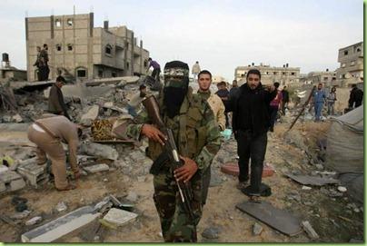 palestinian militant hamas