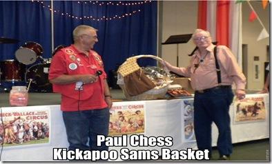kickapoo basket