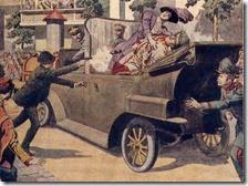 Attentato all'arciduca Francesco Ferdinando