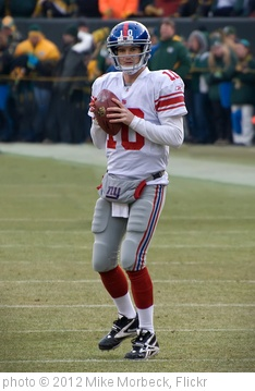 'Eli Manning' photo (c) 2012, Mike Morbeck - license: http://creativecommons.org/licenses/by-sa/2.0/