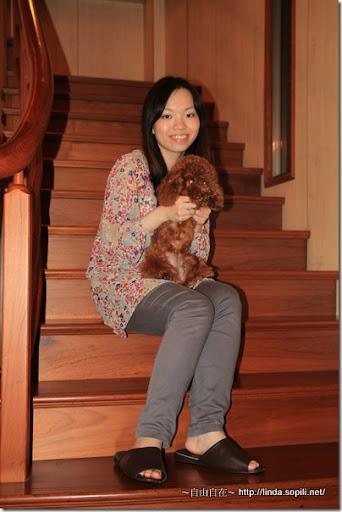 宜蘭三星樂狗堡-我和狗狗
