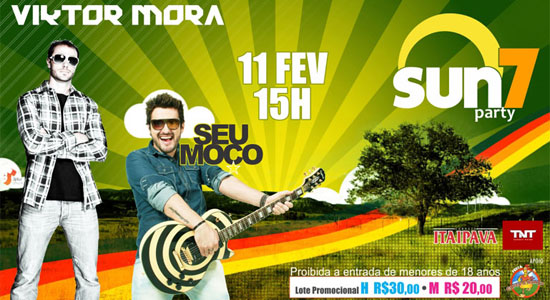 Sun7 Party - Salto - SP