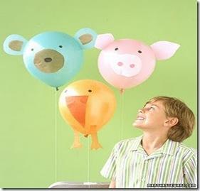 bicho balão