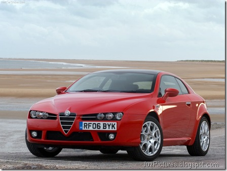Alfa Romeo Brera UK Version7