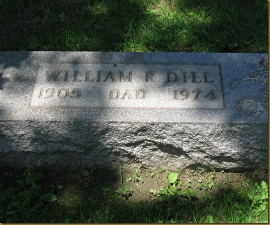 Dad - William R. Dill