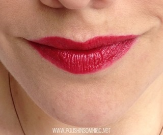 Mally Beauty Ultimate Performance Lip System in Crimson.
